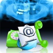 telefono email para enviar la radiografia