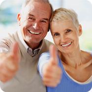 pazienti soddisfatti delle cure dentali all