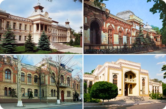 museums in the capital of Moldova