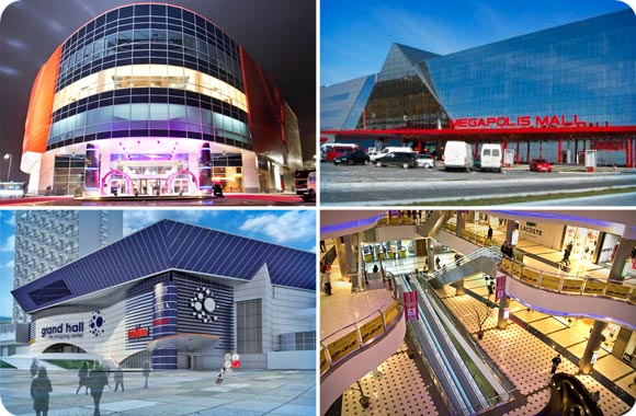 the biggest Shopping centters of Chisinau