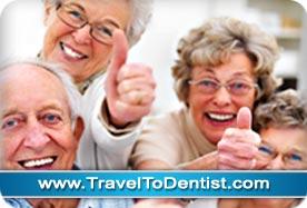 pazienti soddisfatti da turismo dentale