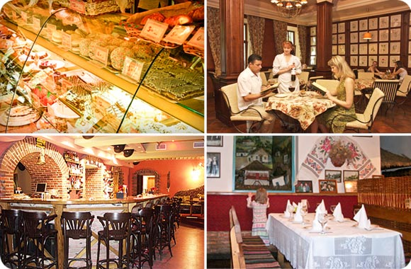 restaurantes en Chisinau, Moldavia