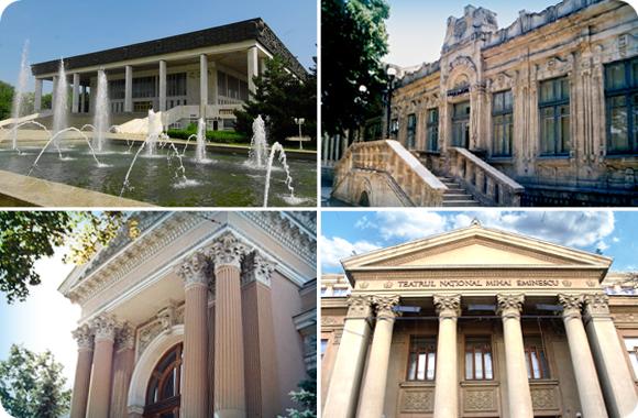 teatros en Chisinau