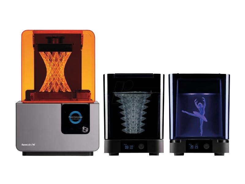 Imprimante 3D dans notre laboratoire dentaire Moldavie