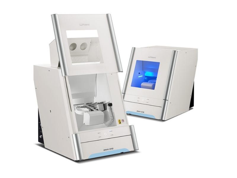 Fraiseuse pour zirconium, PMMA, cire dans notre laboratoire dentaire Moldavie
