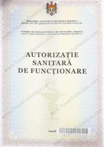 sanitary authorization 1