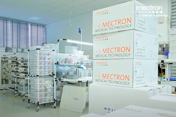 Mectron - dental appliances and medical products